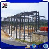 低価格および速いインストールの鋼鉄によって製造される建物の鋼鉄研修会