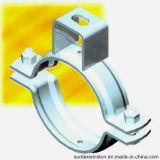 La abrazadera del tubo para servicio pesado (soporte)