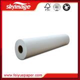 """L'economia 50 """" FJ 77GSM rapidamente asciuga il documento di sublimazione di formato del rullo per il tessuto del poliestere"""