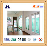 Vinly 미끄러지는 Windows 및 Doors Perfil De PVC De 62mm