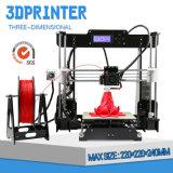 stampante di plastica 3D per stampa veloce del prototipo 3D dalle aziende della stampante della Cina 3D. macchina della stampante 3D