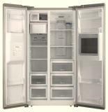 холодильник 550L с создателем льда и распределителем воды