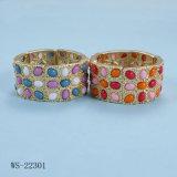 Bracelet coloré de perles (WS-22301)