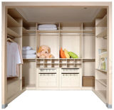 Melamine Closet voor Woonkamer Use