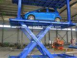 De Lift van de Auto van het Parkeren van de schaar met Dubbel Platform