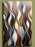 油絵Abstracrt及び装飾