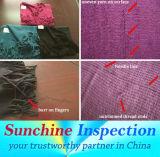 Controllo di controllo di qualità di prodotto e servizi di prova a Nanjing/controllo di Sunchine