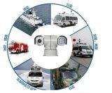 4G de op een voertuig gemonteerde Draadloze VideoCamera van het Gezoem PTZ van het Toezicht
