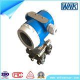 Transmissor de Pressão Diferencial 4-20mA Inteligente para Medição de Volume e Massa