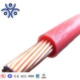 UL83 утвердил Thw/Tw электрический проводмедныйпровод Thhn12AWG 600V