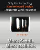 금속 탐지기를 통해서 Foldable 도보