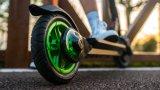 2017 motorino piegante elettrico di scossa del motorino della rotella della lega di alluminio del nuovo modello 2 per gli adulti