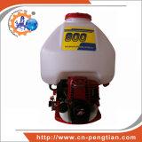 Maquinaria Agrícola potencia pulverizador de mochila 900 con motor de gasolina Tu26