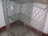 Оказании помощи мятежникам оцинкованной проволоки сетчатый каркас для плат с шестигранной формы