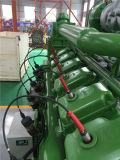 電気エンジンを搭載する自然な取入口水冷却の600kw Biogasの発電機セット
