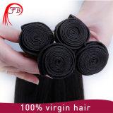 100%年のRemyのまっすぐで加工されていないバージンのブラジルの毛のよこ糸