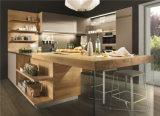 粒子のメラミンボードの食器棚のシンプルな設計(ZHUV)
