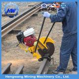 Interne Verbrennung-Schienen-Ausschnitt-Maschinen-Fabrik befördern direkt Scherblock mit der Eisenbahn
