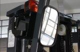 Un Brand 2.5t Gasoline/LPG Forklift with Triplex 6.0m Mast