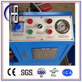 Ce&ISO Bescheinigungs-schnelle Lieferfrist-und Techmalflex Art-Schlauch-Befestigungs-Scheibe-quetschverbindenmaschine