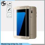 2.5D 9h boog het Volledige Scherm van de Hardheid de Rand Aangemaakte Beschermer van het Scherm van het Glas voor het Aangemaakte Glas van Samsung S7 Rand