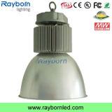 Polvo pesado Die-Casting de aluminio de alta de la luz de la Bahía de LED 200W para salas de deportes