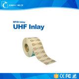 Het beste Passieve Vreemde H4 UHFInlegsel RFID van de Kwaliteit