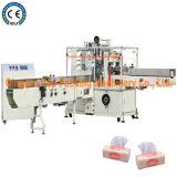 100% tejido facial automático Máquina de embalaje de papel