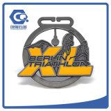 Медальон эмблемы украшения сувенира металла