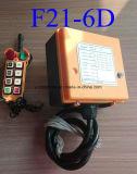 Sistemi di controllo industriali di AC220V/24V Radio Remote per le gru, il trasmettitore e la ricevente