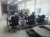 Poste de travail ouvert de vente chaud de bureau personnalisé par marché de Dubaï (FOH-CWT1)