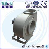 Ventilador de ventilación centrífugo plástico de Yuton