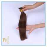 Qualität passte farbiges Doppeltes an, gezeichnet, das ich Extensions-Haar mit vollständigem Verkaufspreis Ex-008 spitze