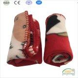 Coperta polare del panno morbido del poliestere popolare in imballaggio di Bowknot di Robbon