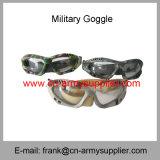 Preiswerte Sport-Polizei-Militär-Großhandelsschutzbrillen der China-Armee-TPU Nebel-Beständige