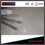Personalizado resistente tubo de vidrio de cuarzo de alta tmperature