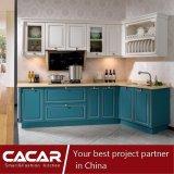 De fatsoenlijke Kabinetten van de Luxe voor Keuken met de Raad van het Deeltje