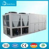 Los acondicionadores de aire central unidad envasada en la azotea