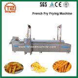 صناعيّة مستمرّة آليّة [بوتتو شب] فرنسيّون مقليّ يقلي طعام آلة