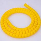 Anti-veroudert PE Spiraalvormige Beschermende Koker voor de Pijp van de Draad en van de Kabel
