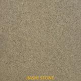 敷石のためのBaipo安く黄色いPingshanの花こう岩