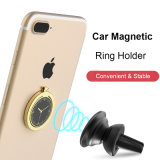 3 em 1 Suporte de anel de metal acessórios para telefone móvel pode usar para suporte de carro