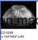 型によって押される堅いガラスの拡散器ボール(HHの照明ガラス21)