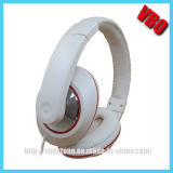 Auricular estéreo atado con alambre el mejor bajo de los auriculares de la manera pesado sano