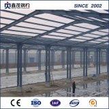 Fertigfabrik-Gebäude mit h-Stahlkonstruktionrahmen und Purlin