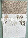 Mattonelle lustrate di ceramica della parete del pavimento della cucina della stanza da bagno del getto di inchiostro