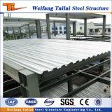 Cubierta de suelo para la estructura de acero Buiding