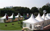 جنجل يبيع عرس بيضاء خيمة كبيرة, [هيغقوليتي] خيمة تجاريّة لأنّ عمليّة بيع