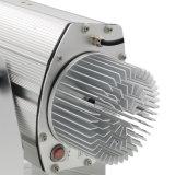 80W Firmenzeichengobo-drehende Gebäude-Projektor-Lichter der Leistungs-LED