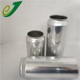 Latas de bebidas personalizado de latas de aluminio blanco 500ml